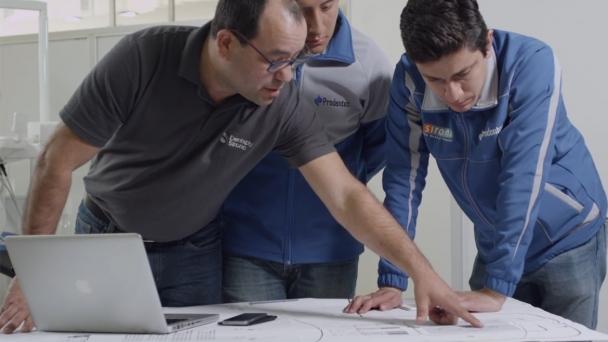Recambio tecnológico en la Universidad Central del Ecuador