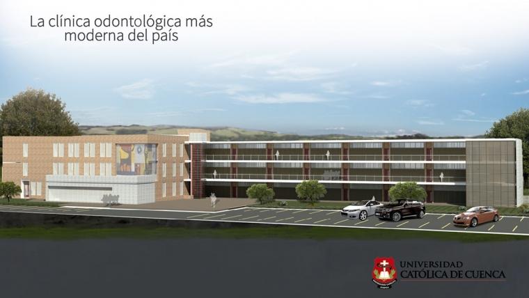 Proyecto Facultad Odontología UCACUENCA