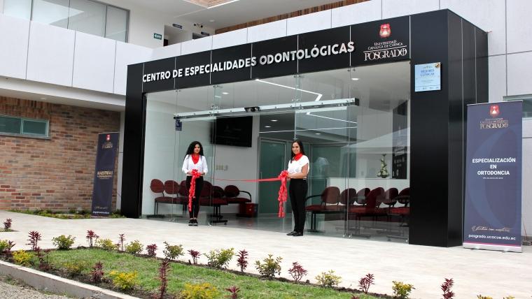 Posgrado Ortodoncia UCACUE
