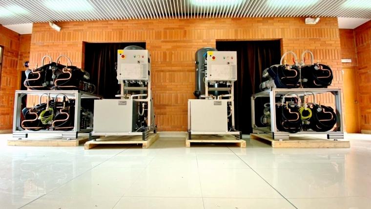 Proyecto Aire Odontológico Universidad de Cuenca